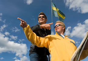 Leben und Arbeiten in Schweden