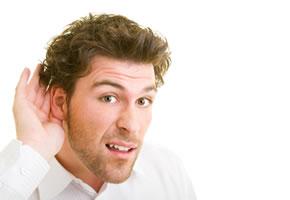 Schwerhörigkeit: Wenn das Gehör nicht mehr funktioniert