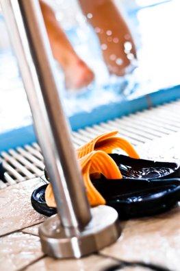 Schwimmbad: Sicherheit im Urlaub testen und überprüfen
