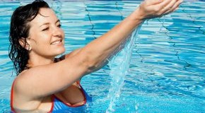 Schwimmen für die Gesundheit