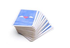 Selbstgemachte Orakelkarten