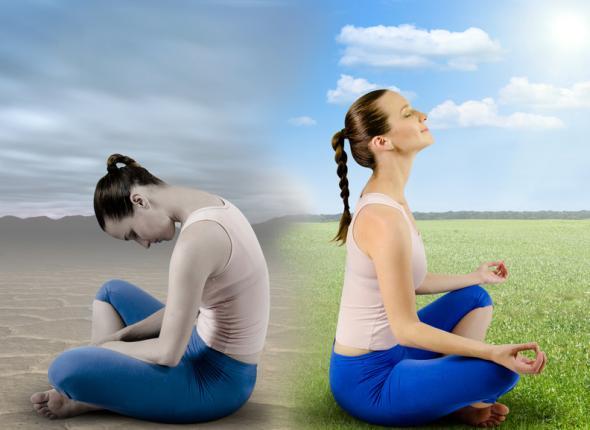 Selbstheilungskräfte aktivieren und gesund werden.