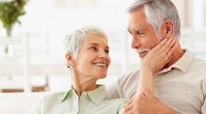 Seniorenpärchen: Sexualität im Ruhestand