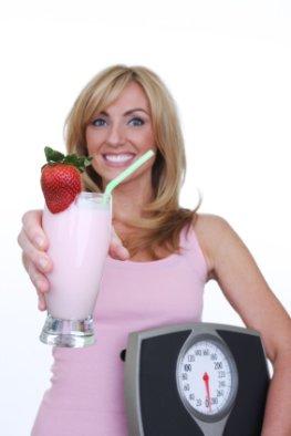 Slimfast - Milchshakes gegen das Übergewicht
