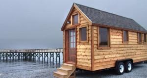 Small House Movement - Minihaus zum kleinen Preis.