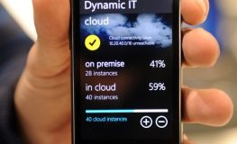 "Neues Smartphone mit ""Work and Life with the Cloud"""