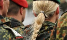 Soldaten(innen) in der Bundeswehr