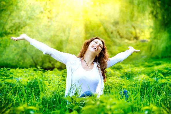 Sonnenlicht wirkt sich positiv auf Blutdruck und Herz aus.