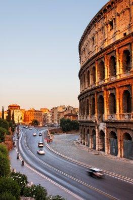 Sophia Loren wurde in Rom geboren