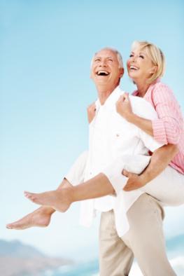Lebenserwartung - Wer reich ist kann sorgenfrei Älter werden