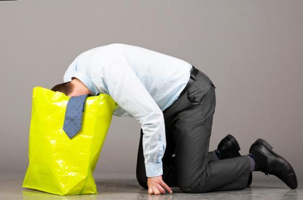 Sozialphobie: Soziophobiker meiden die Öffentlichkeit wenn immer es geht.
