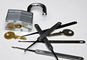 Spezialwerkzeuge für Lockpicking