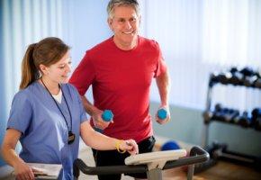 Sportliche Gesundheit durch Medical Fitness