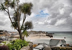 St. Ives an der Atlantikküste