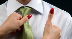 Statussymbol der 80er und 90er - die Krawatte