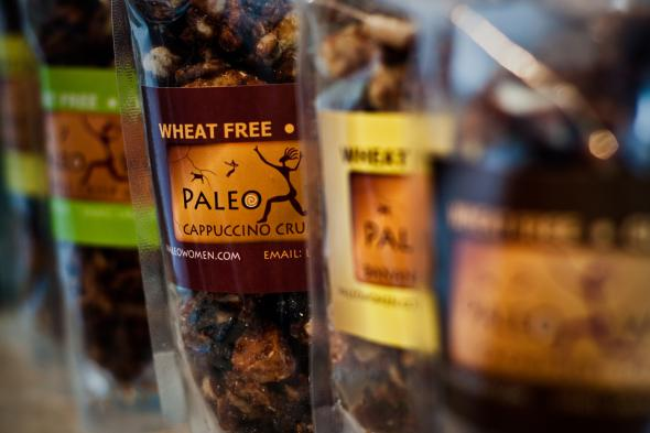 Paleo Food für die Steinzeit-Diät.