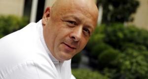 Kulinarischer Actionheld: der französische Sternekoch Thierry Marx
