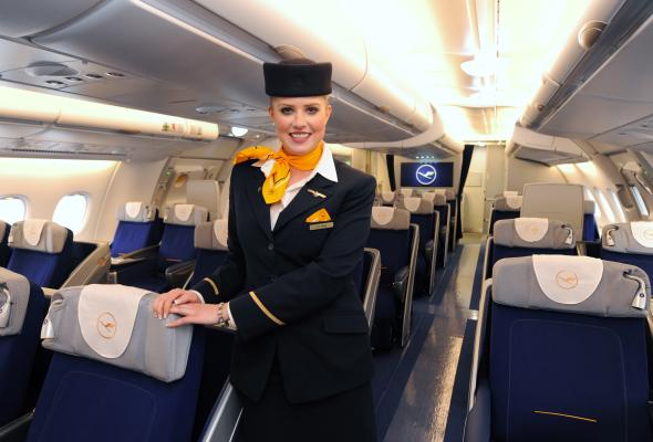 Image result for Stewardess Werden