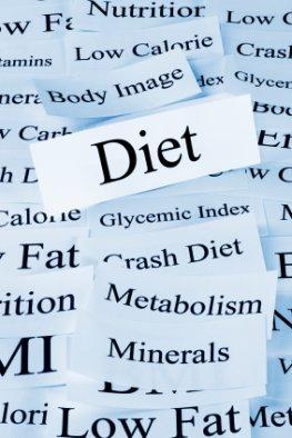 Diät Konzepte: Stoffwechsel