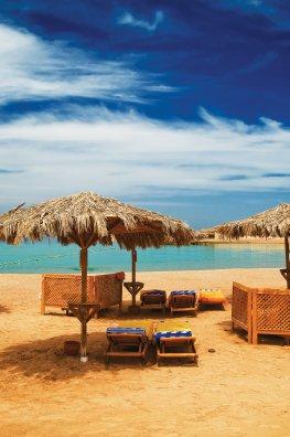 Strand - Urlaub in Ägypten