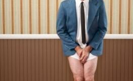 Stresskiller - Chef in Unterhosen