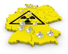 Stresstest für Kernkraftwerke in Deutschland