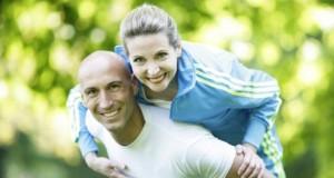 Stretching bzw. Dehnübungen bringen mehr Beweglichkeit.