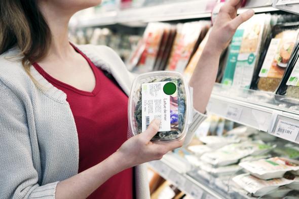 Bei der Supermarkt-Diät muss man keine teuren Lebensmittel einkaufen.