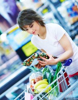 Supermarkteinkauf: Aromastoffe in Lebensmittel