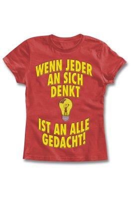 T-Shirts mit eigenen Motiven und Sprüchen selber gestalten
