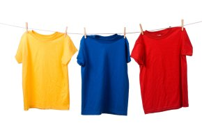 T-Shirts ohne Inhalt