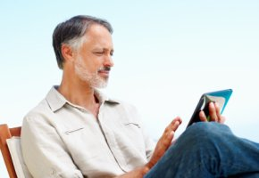 Tablet PCs gibt es schon seit Ende der 1980 Jahre