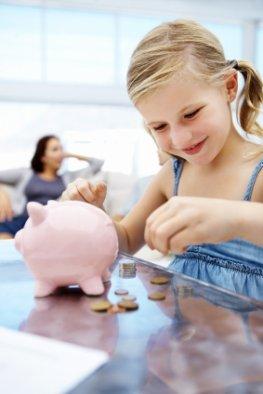 Taschengeld - deutsche Kinder spüren wenig von der Eurokrise