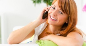 Ohne Scheu ganz einfach mit anderen telefonieren.