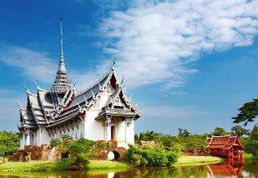 Sanphet Prasat Palast - Bangkok