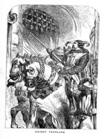 Der Templerorden regierte über 200 Jahre in Europa