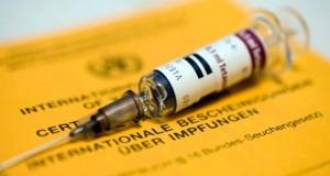 Die Tetanus Impfumg schützt vor Wundstarrkrampf.