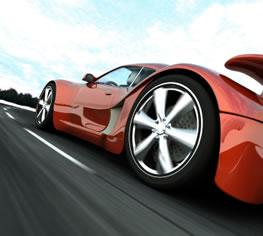 Spielzeug der Reichen z.B. teure Autos