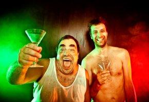 The Drinking Man's Diet - Trinken und dabei abnehmen