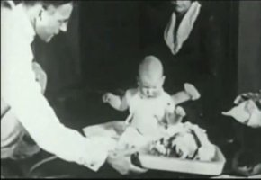 The Little-Albert-Experiment - Dr. Watson mit dem kleinen Albert
