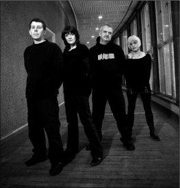 Throbbing Gristle bei einem Auftritt in Berlin 2006