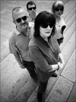 Die Gruppe Throbbing-Gristle