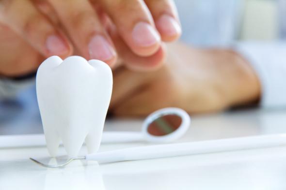 Gesunde Zähne ein Leben lang.