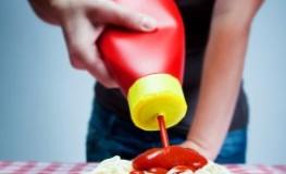 Geschmacksverstärker: Tomatenketchup enthält zum Teil auch Glutamat