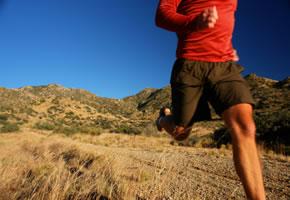 Trail Running - Laufen über Stock und Stein
