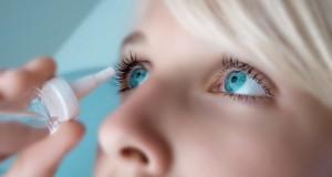 Sicca-Syndrom - trockene Augen brennen und kratzen.
