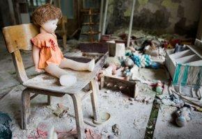 Tschernobyl - der Kindergarten von Prypjat