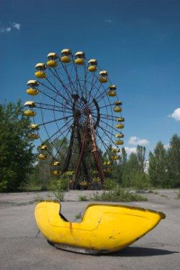 Tschernobyl - der verlassene Freizeitpark von Pripyat