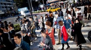 Tsutsugamushi-Fieber die Menschen in Tokio sind besorgt