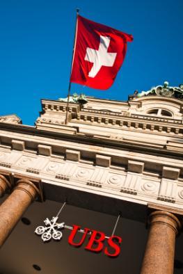 UBS ist die größte Bank in der Schweiz